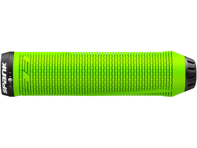Spank Spike 33 Lock-On Puños, verde